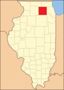 Kane County Illinois 1836