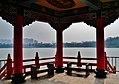 Kaohsiung Lotus Pond Wuli-Pavillon Innen 1.jpg