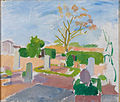Karl Isakson - Graveyard, Christiansø - Google Art Project.jpg