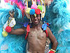 Karneval der Kulturen im Ortsteil Kreuzberg