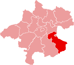 Bezirk Steyr-Land location map