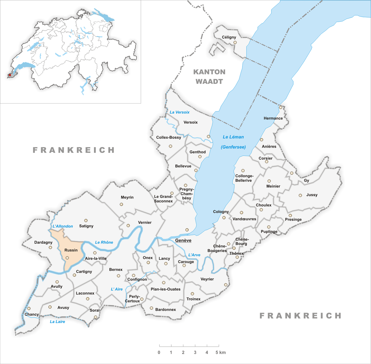 Russin wikip dia - Office cantonal de la navigation geneve ...