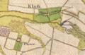 Karwe Klüß Urmesstischblatt 2736 Dallmin-1825.png