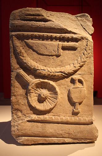 Calpurnia (gens) - Altar of Fortuna, dedicated by Gnaeus Calpurnius Verus, prefect of a cohort of soldiers stationed at Castellum apud Confluentes, modern Koblenz.