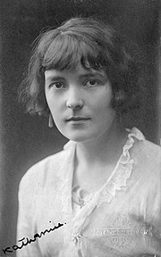 Katherine Mansfield love quotes and sayings