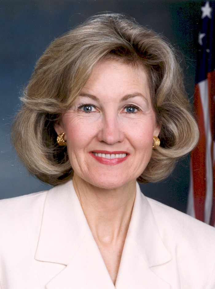 Kay Bailey Hutchison, official photo