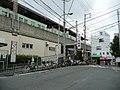 Keihan Kayashima station west gate north entrance.jpg