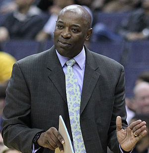 Keith Smart - Smart as head coach of the Golden State Warriors in 2011