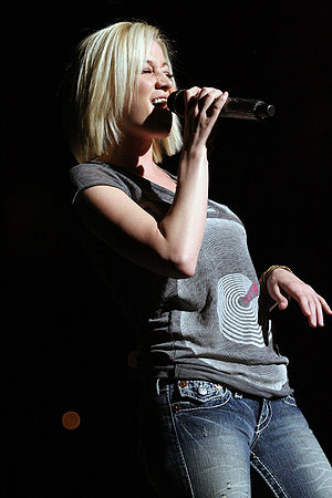 Kellie Pickler - Pickler in Jacksonville, Florida, November 6, 2008 (age 22).