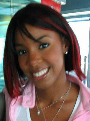 Kelly Rowland - Rowland in May 2003