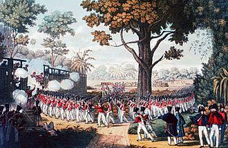 Maha Bandula - Battle in Kyimyindaing