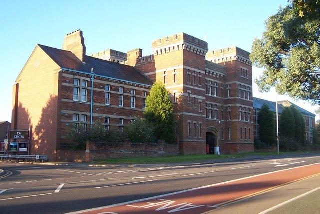 Kempston Barracks - geograph.org.uk - 527339