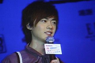 Ken Hung Hong Kong singer