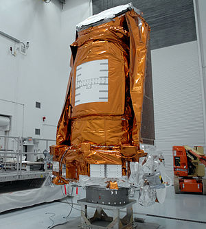 Kepler (spacecraft) - Kepler in Astrotech's Hazardous Processing Facility