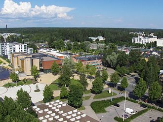 Kerava - Image: Kerava