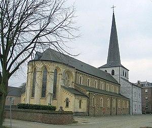 Church of Saint Anne, Aldeneik - Church of Saint Anne, Aldeneik
