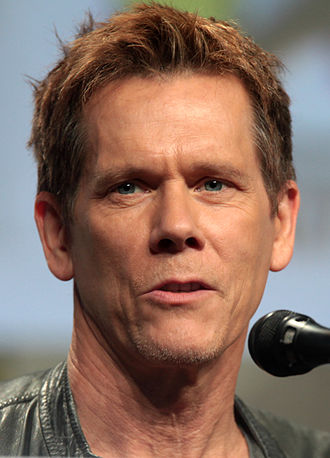 Kevin Bacon - Bacon at the 2014 San Diego Comic-Con