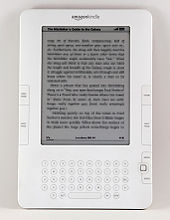 foto de Amazon Kindle — Wikipédia