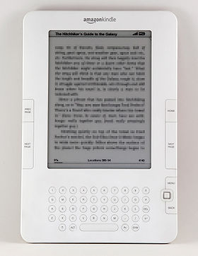 The Kindle 2
