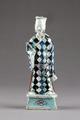 Kinesisk figur från mitten av 1700-talet - Hallwylska museet - 95980.tif