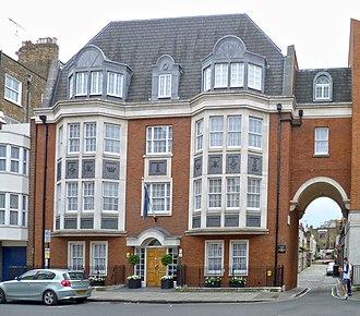 King Edward VII's Hospital - King Edward VII's Hospital