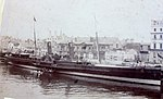 King Orry berthed at Doulgas..JPG