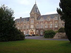 King's College, Taunton - Image: Kingscollegetaunton