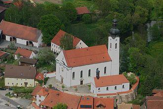 Arnschwang - Parish church St. Martin