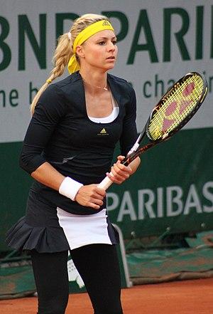 Maria Kirilenko - Kirilenko at the 2013 French Open