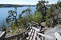 Klövbergets naturreservat (Tyresö), trappan.jpg