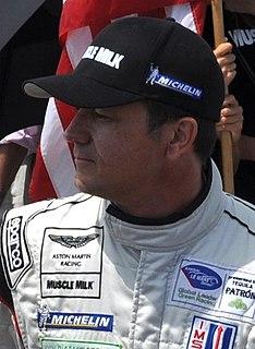 Klaus Graf German racing driver