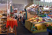 Kleinmarkthalle Frankfurt Marktszene 2
