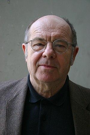 Károly Klimó - Photograph of the artist