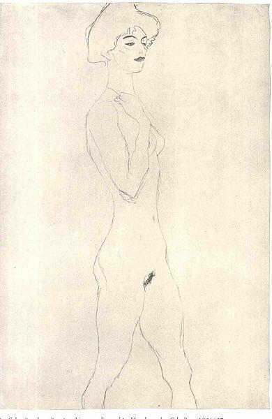 古斯塔夫 克里姆特Gustav Klimt  (奥地利1862-1918)作品集2 - 刘懿工作室 - 刘懿工作室 YI LIU STUDIO