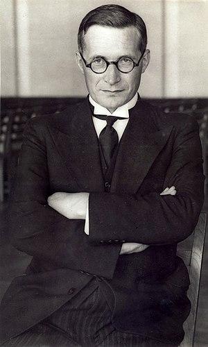 Knut Robberstad - Knut Robberstad, c. 1933
