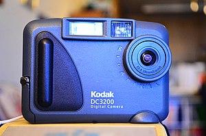 Kodak DC3200 - Image: Kodak DC3200