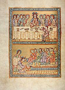 Kodex vyšehradský, zdroj: Wikipedia