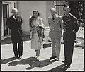 Koninklijk huis, prinsen, koninginnen, ontvangsten, officieren, ministers, Bernh, Bestanddeelnr 016-1131.jpg