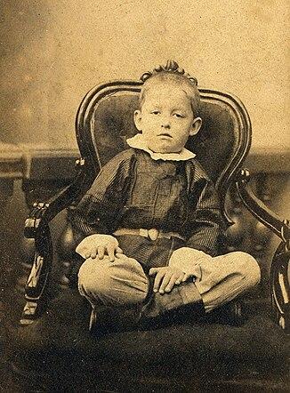 Костя Циолковский, Рязань, 1863 или 1864 год
