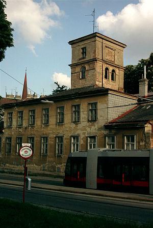 Joseph Kornhäusel - Landhaus Jenamy in Ottakring
