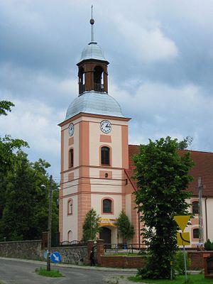 Cybinka - Maria Częstochowa Church