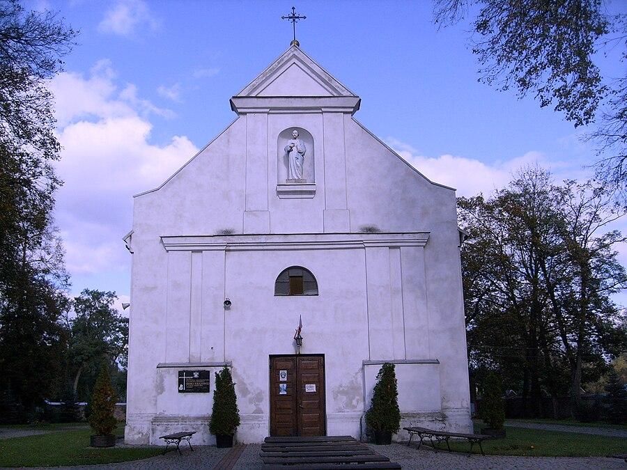 Wierzbno, Masovian Voivodeship