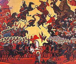 Kosovski mit-ikona SPC