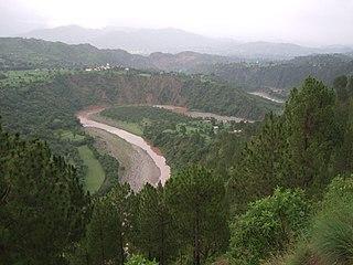 Kotli District District in Azad Kashmir, Pakistan