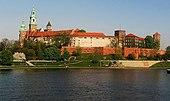 Kraków - zabudowa wzgórza wawelskiego;;;;.jpg