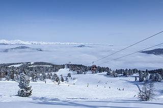 Kreischberg ski resort in Styria