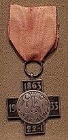 Krzyż 70-lecia Powstania Styczniowego.jpg