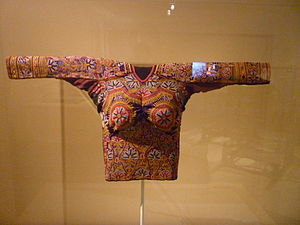 Choli - Choli from Gujarat at the Peabody Essex Museum.
