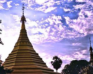 Kyaikhtisaung Pagoda