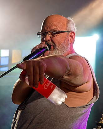 Kyle Gass - Gass performing in 2017